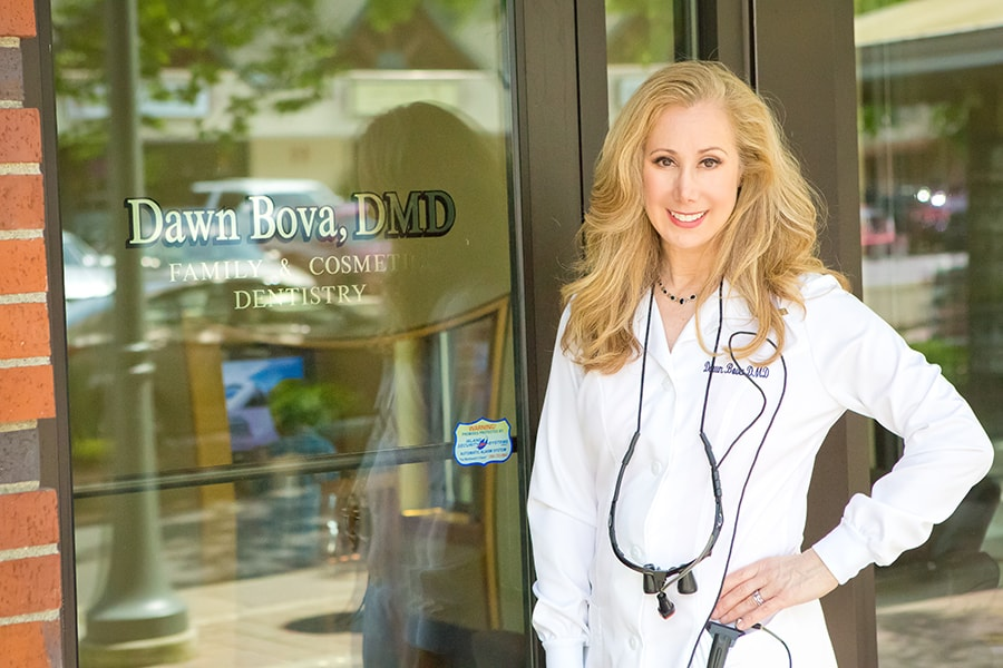 Mercer Island Dentist Dr. Dawn Bova